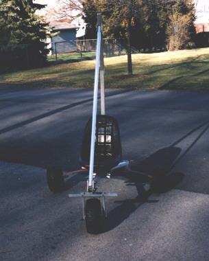 M5T Ultralight Trikes - The M5T Bear Trike